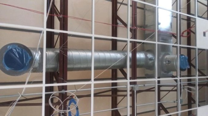 More Duct For Dunbar High School